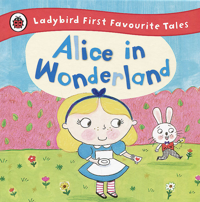 Alice in Wonderland stories for 3 year olds