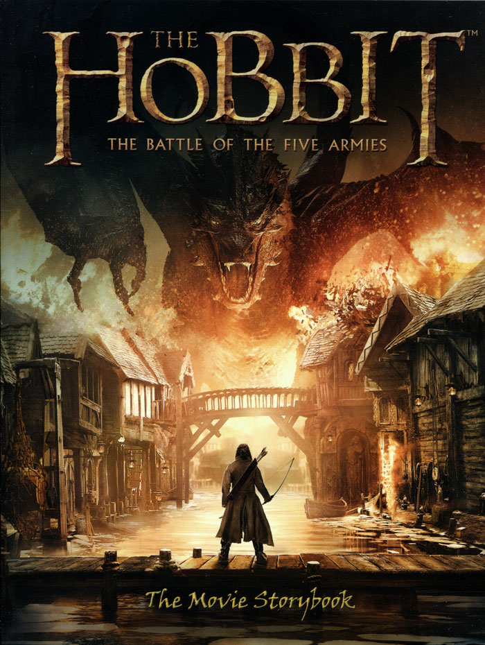 The Hobbit: The Battle of the Five Armies: The Movie Storybook the annotated hobbit