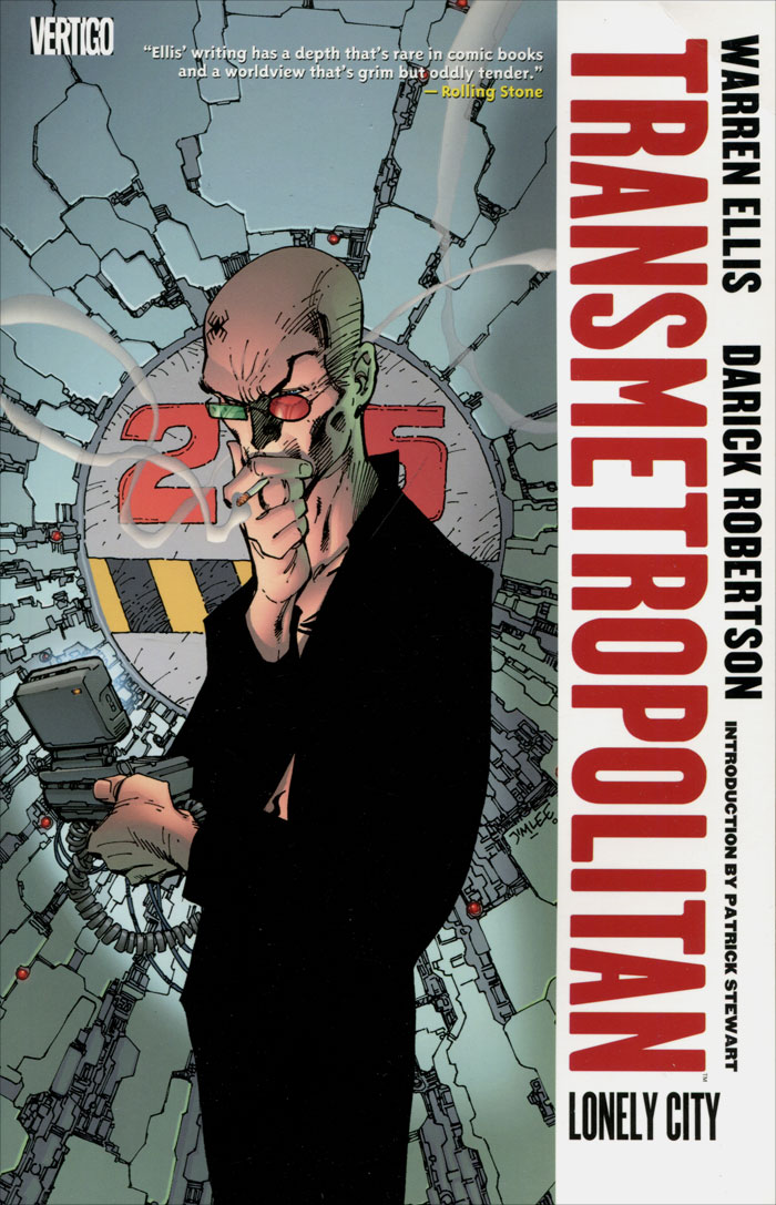 Transmetropolitan, Volume 5: Lonely Sity lonely robot lonely robot the big dream 2 lp cd