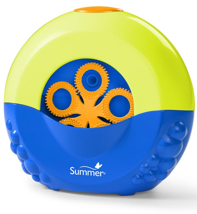 Игрушка для выдувания мыльных пузырей Summer  Bubble Maker  - Мыльные пузыри