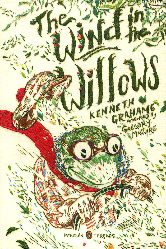The Wind in the Willows paul wood western art and the wider world