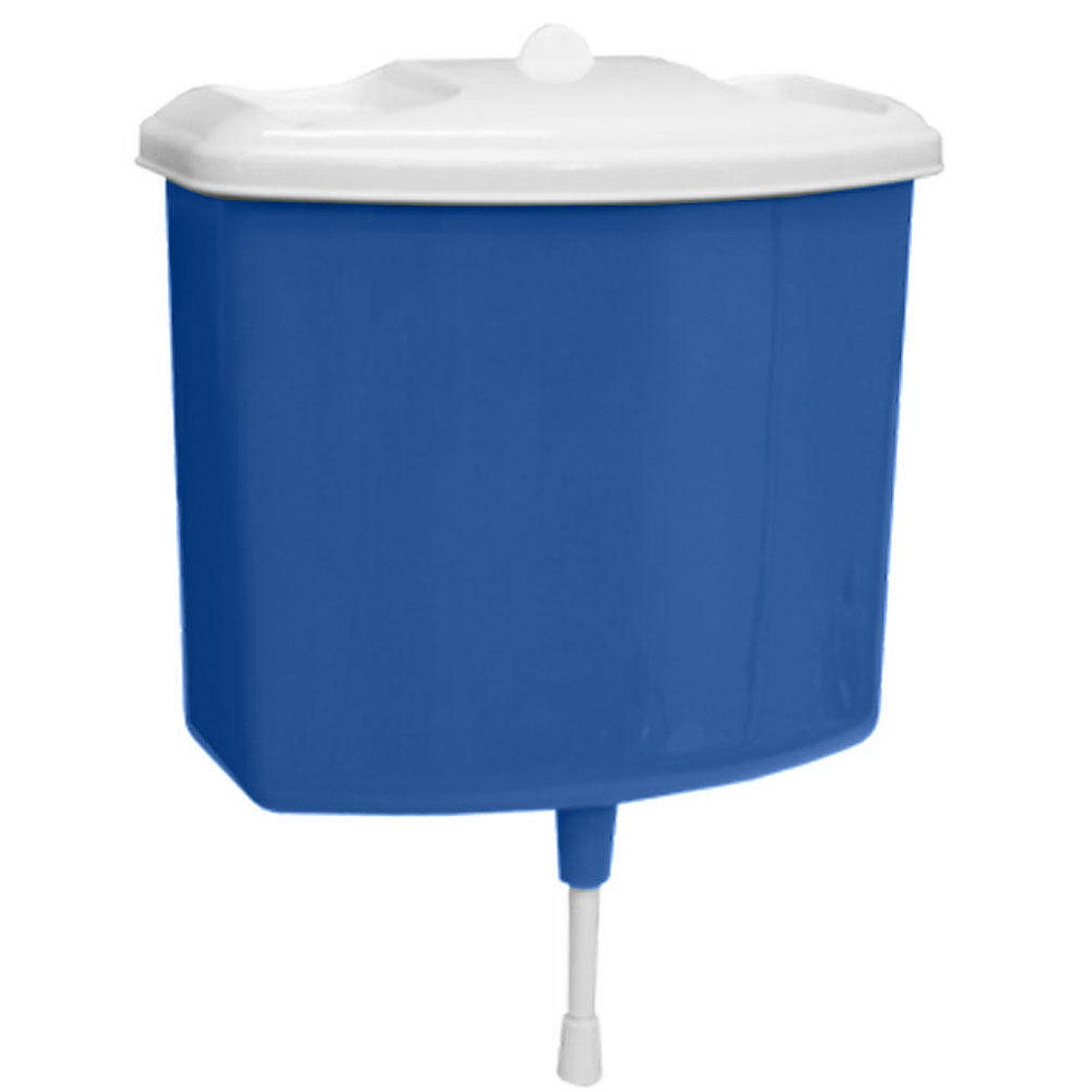 Рукомойник Альтернатива, цвет: синий, 5 лМ367Рукомойник Альтернатива изготовлен из пластика. Он предназначен для умывания в саду или на даче. Яркий и красочный, он отлично впишется в окружающую обстановку. Петли предоставляют вертикальное крепление рукомойника. Рукомойник оснащен крышкой, которая предотвращает попадание мусора. Также на крышке имеет две выемки для мыла.Рукомойник Альтернатива надежный и удобный в использовании. Размер рукомойника: 26,5 см х 15 см. Высота (без учета крышки): 23 см.