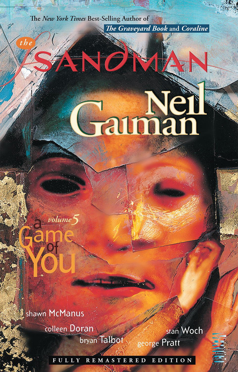 Sandman: A Game of You: Volume 5 the absolute sandman volume 1