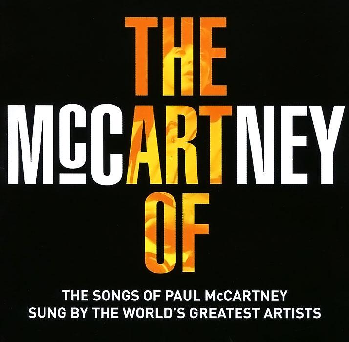 The Art Of McCartney (2 CD) the art of mccartney 2 cd dvd