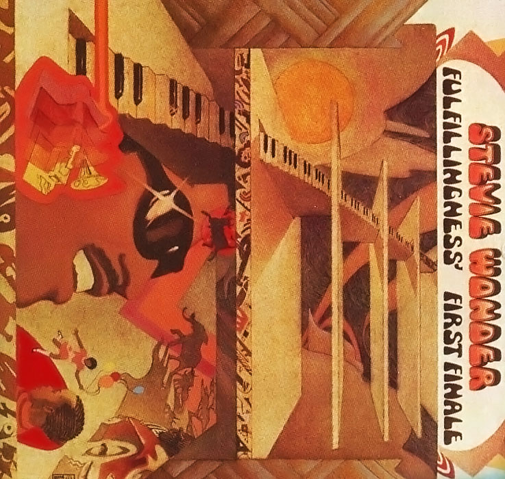 Стиви Уандер Stevie Wonder. Fulfillingness' First Finale стиви уандер stevie wonder the definitive collection