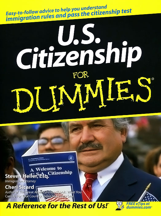 U.S. Citizenship for Dummies landlord s legal kit for dummies