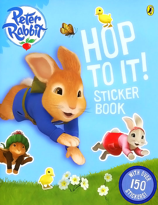 Peter Rabbit: Hop to It! Sticker Book fairy ponies sticker and colouring book