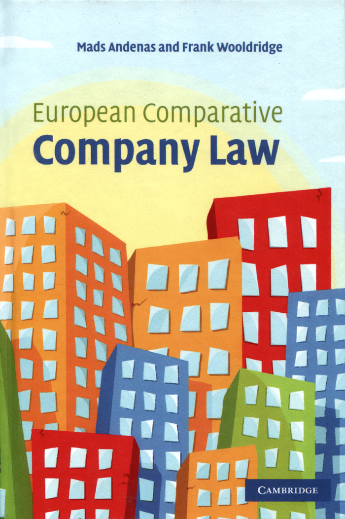 European Comparative Company Law плакат a3 29 7x42 printio mercy