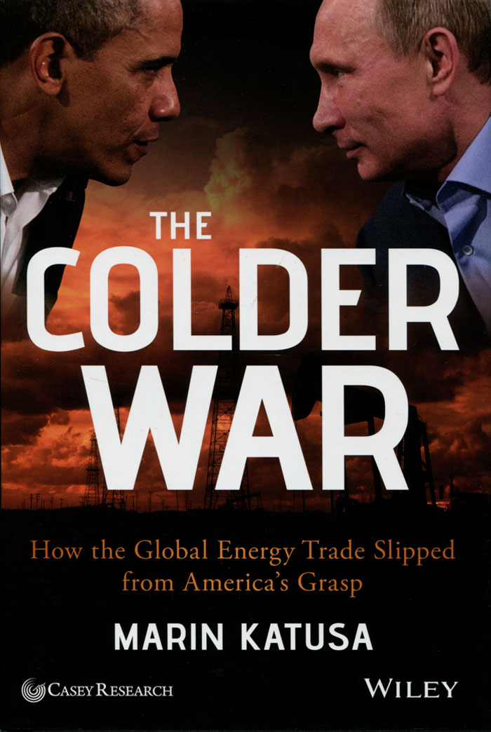 The Colder War: How the Global Energy Trade Slipped from America's Grasp rollercoasters the war of the worlds