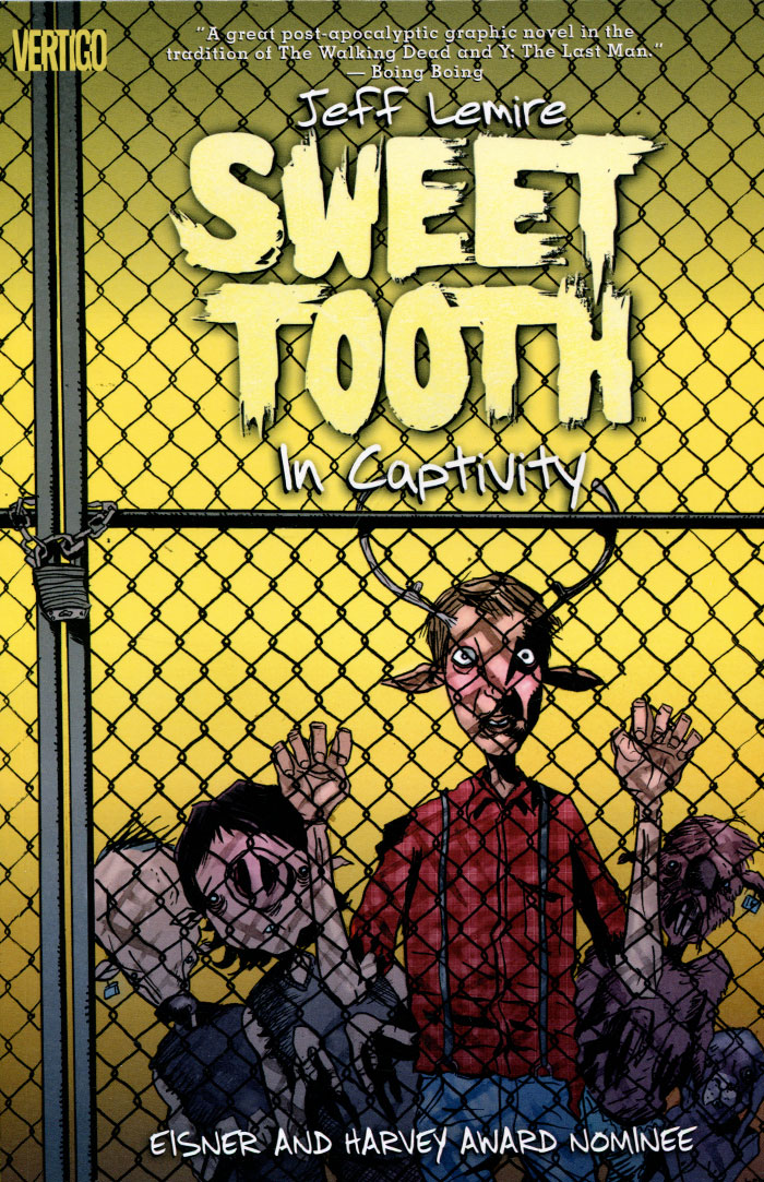 Sweet Tooth: Volume 2: In Captivity ripudaman singh arihant kaur bhalla and er gurkamal singh adolescents of intact families and orphanages