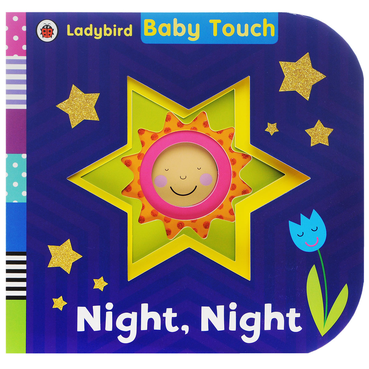 Baby Touch: Night, Night 7colors led night light starry sky remote control ocean wave projector with mini music novelty baby lamp night lamp for kids