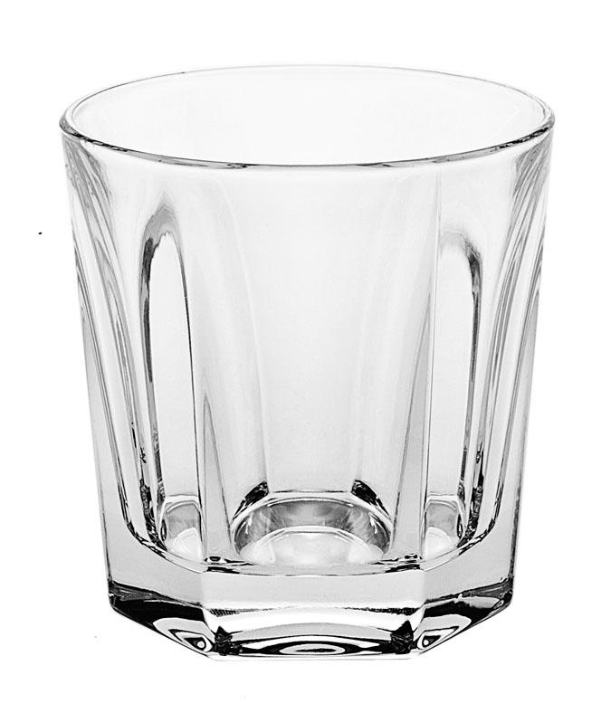Набор стаканов для виски Crystal Bohemia, 250 мл, 6 шт набор стаканов для виски crystal bohemia 320 мл 6 шт