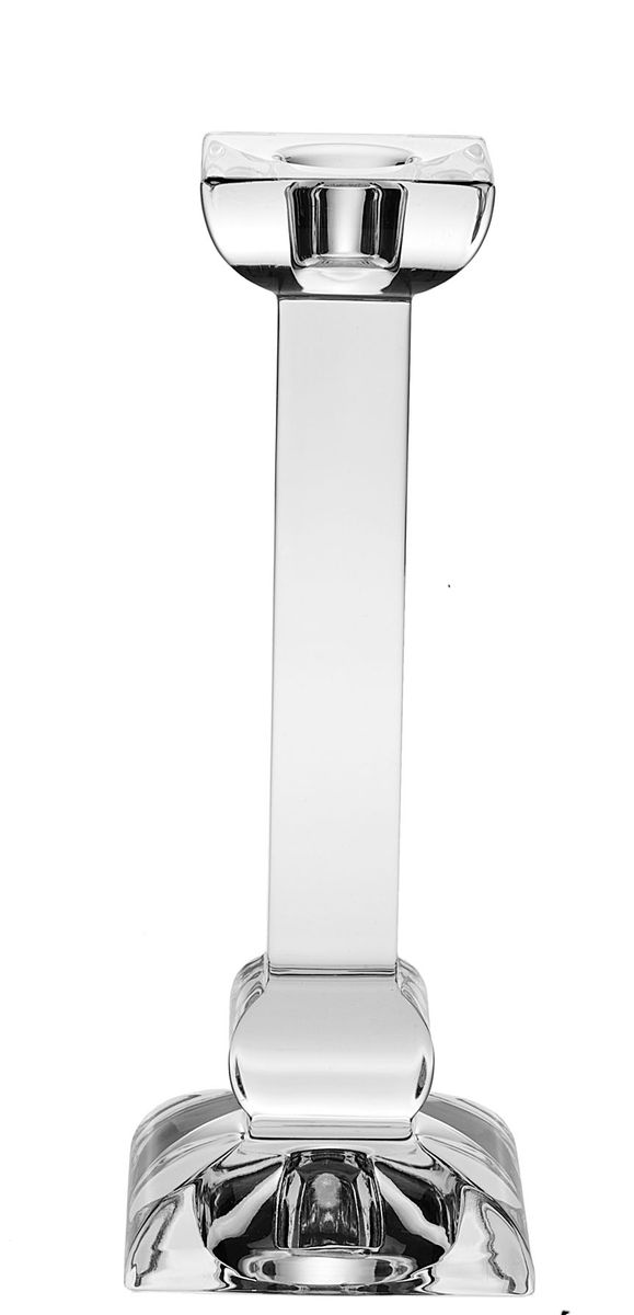 Подсвечник Crystal Bohemia Ravena, высота 20 см подсвечник ваза d13 см х 20 см