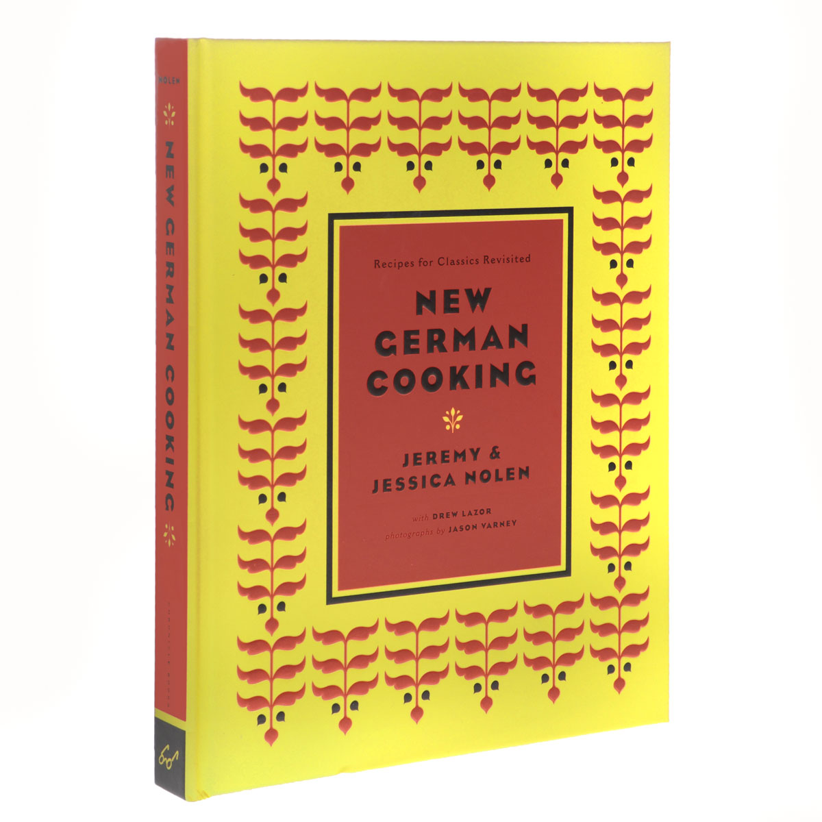 New German Cooking: Recipes for Classics Revisited guess w0911l5