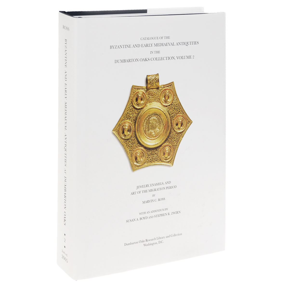Catalogue of the Byzantine and Early Mediaeval Antiquities in the Dumbarton Oaks Collection: Volume 2: Jewelry, Enamels and Art of the Migration Period kraftwerk kraftwerk 3 d the catalogue 9 lp