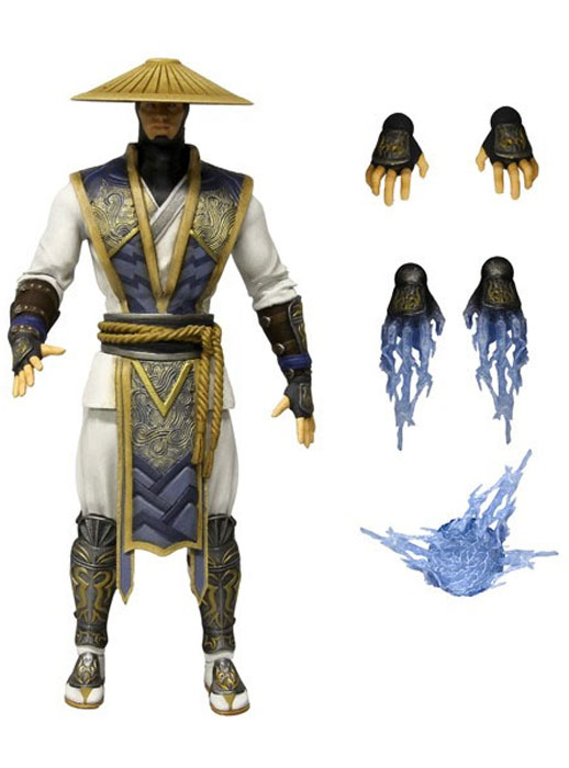 Mortal Kombat X. Фигурка Raiden mortal kombat xl xbox one