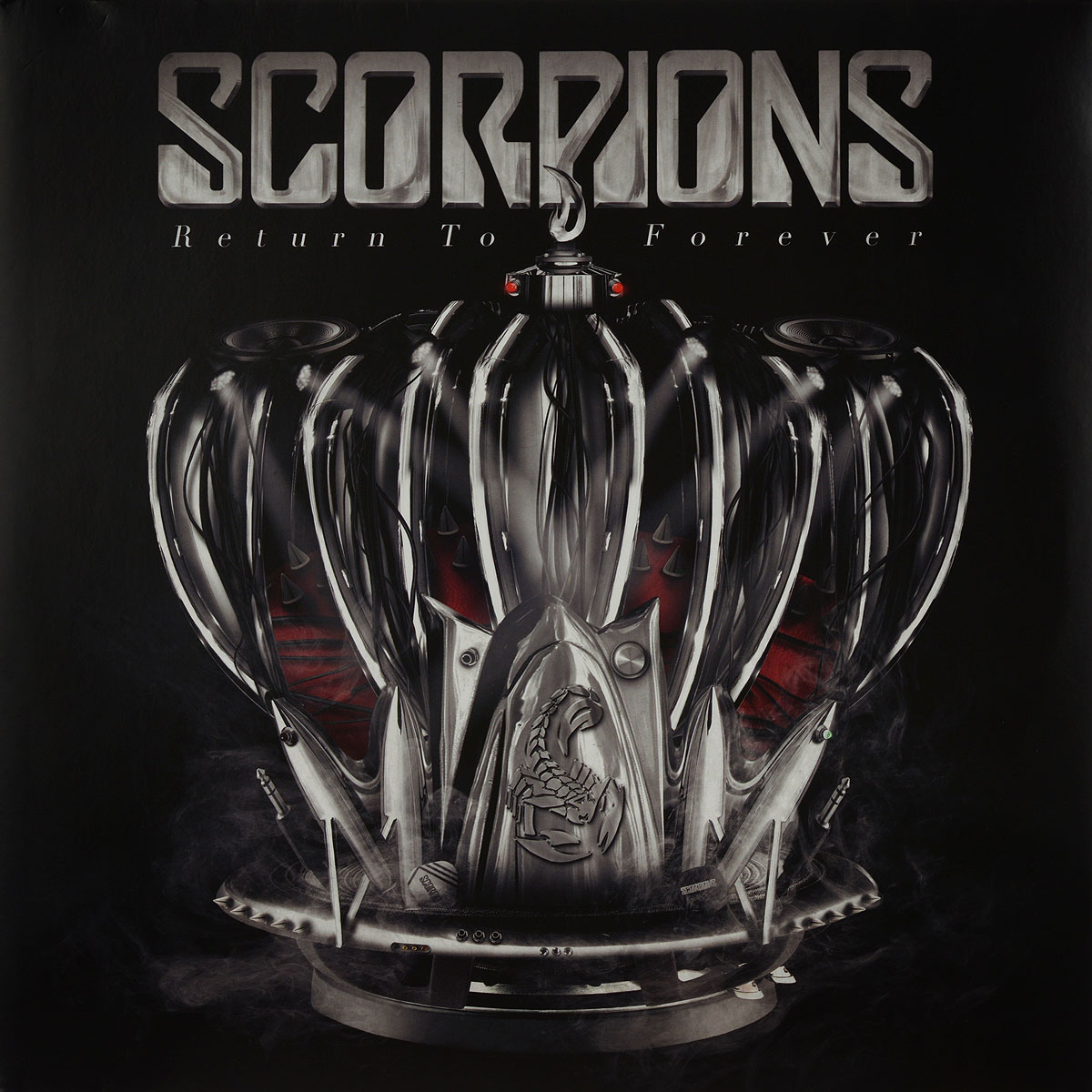 Scorpions Scorpions. Return To Forever (2 LP) scorpions – tokyo tapes 50th anniversary deluxe edition 2 lp 2 cd