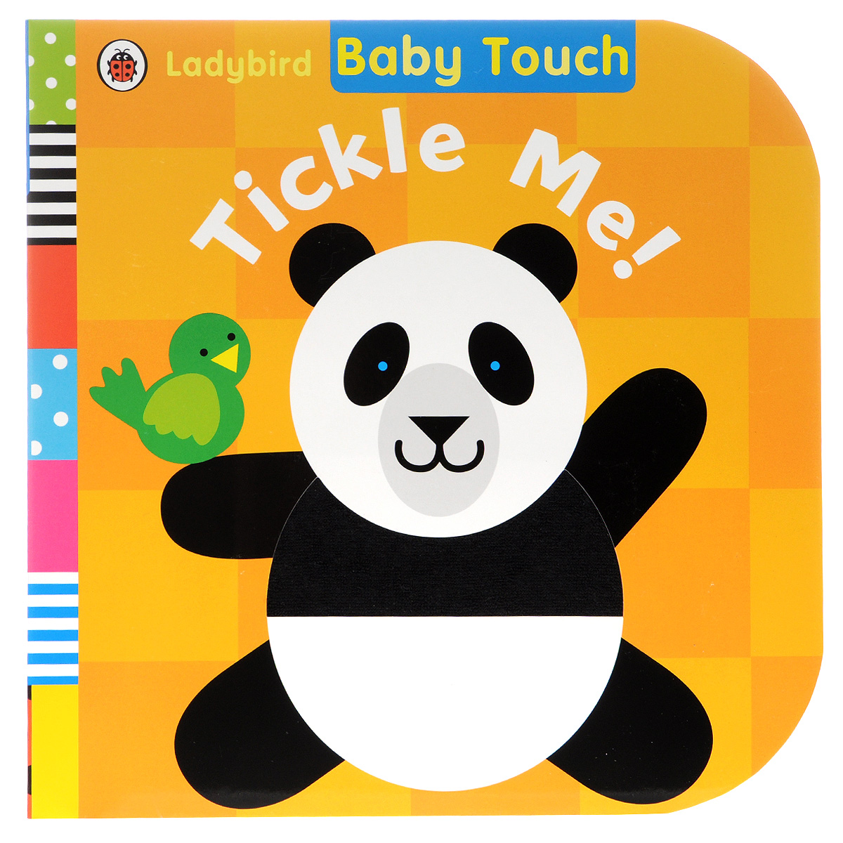 Baby Touch: Tickle Me! tickle monster