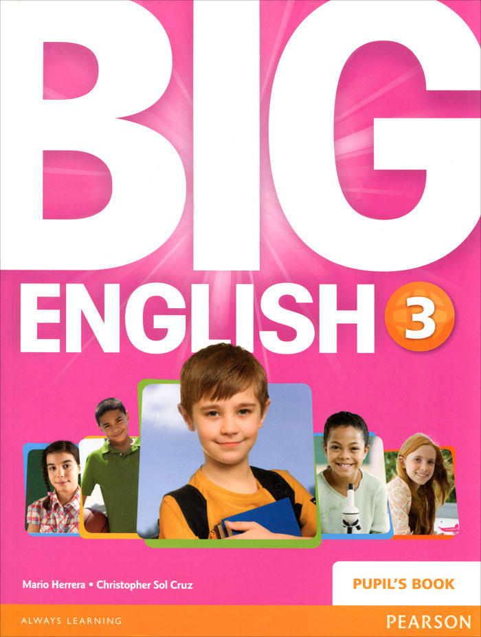 Big English 3: Pupil's Book mastering english prepositions