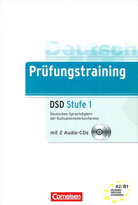 Deutsch Prufungstraining: DSD Stufe 1 (+ 2 CD) games [a2 b1] der planet steht auf dem spiel