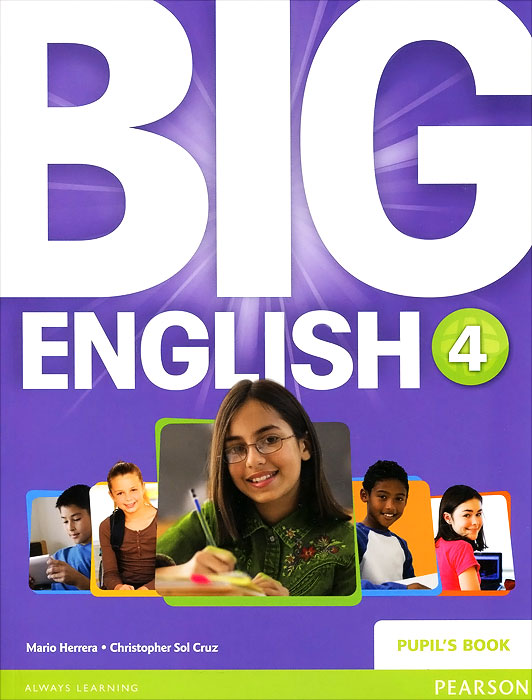 Big English 4: Pupil's Book english learning and teaching in taiwan
