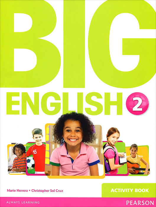 Big English 2: Activity Book