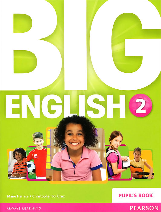 Big English 2: Pupil's Book (+ наклейки) mastering english prepositions