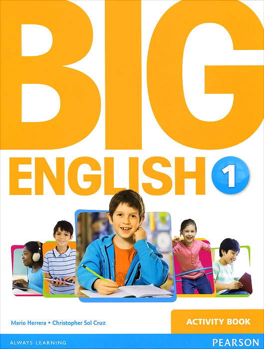 Big English 1: Activity Book english learning and teaching in taiwan