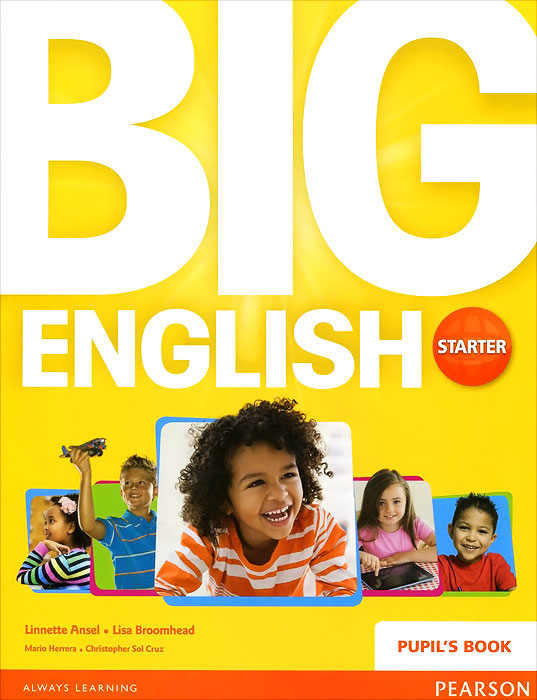Big English Starter: Pupil's Book mastering english prepositions