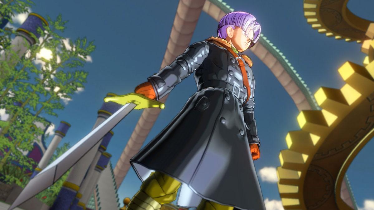 Dragon Ball:  Xenoverse Dimps