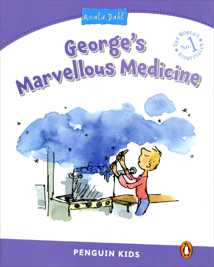 George's Marvellous Medicine: Level 5 something nasty in the woodshed