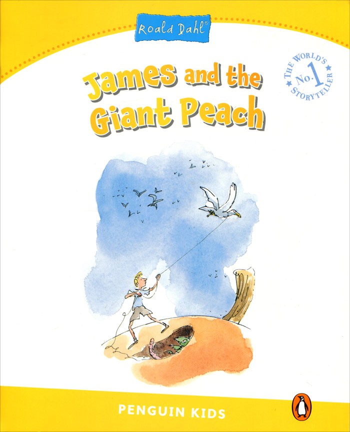 James and the Giant Peach: Penguin Kids 6 when the ball drops