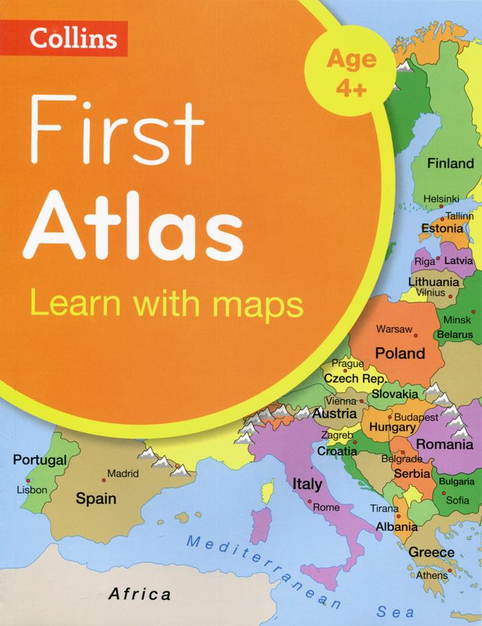 First Atlas: Learn with Maps