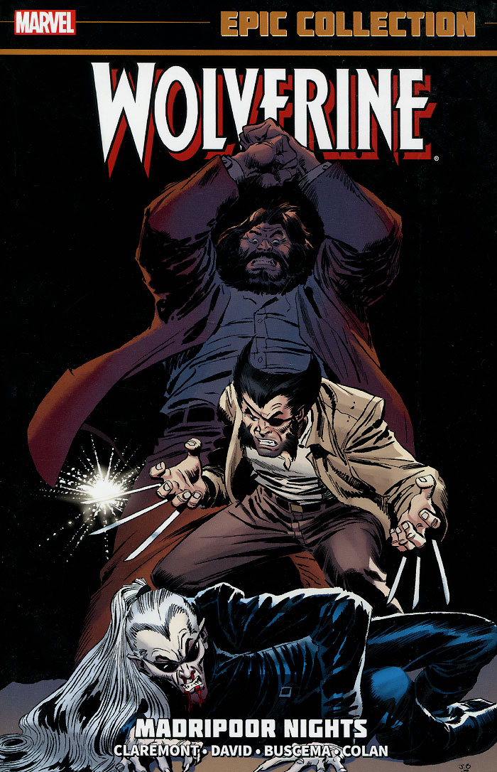 Wolverine: Madripoor Nights