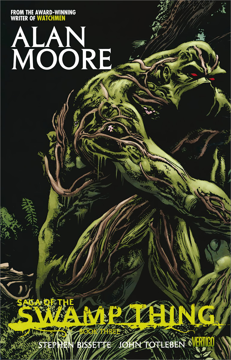 Saga of Swamp Thing: Book 3 the thing classic volume 1