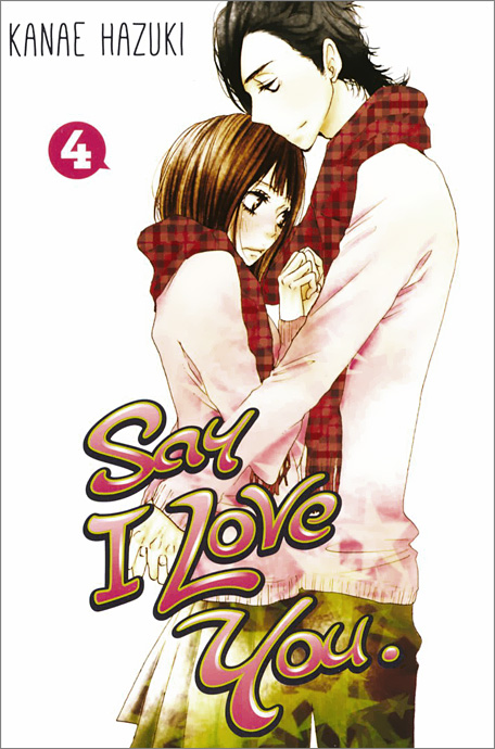 Say I Love You: Volume 4