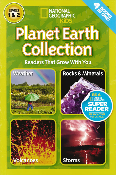 Planet Earth Collection: Readers That Grow With You: Levels 1 & 2 utterly amazing science