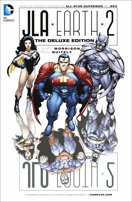 JLA Earth 2: Deluxe Edition