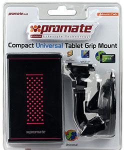 Держатель для ПК универсальный Promate Mount-Tab, цвет: розовый планшеты turbokids планшетный компьютер turbokids s4 оранжевый