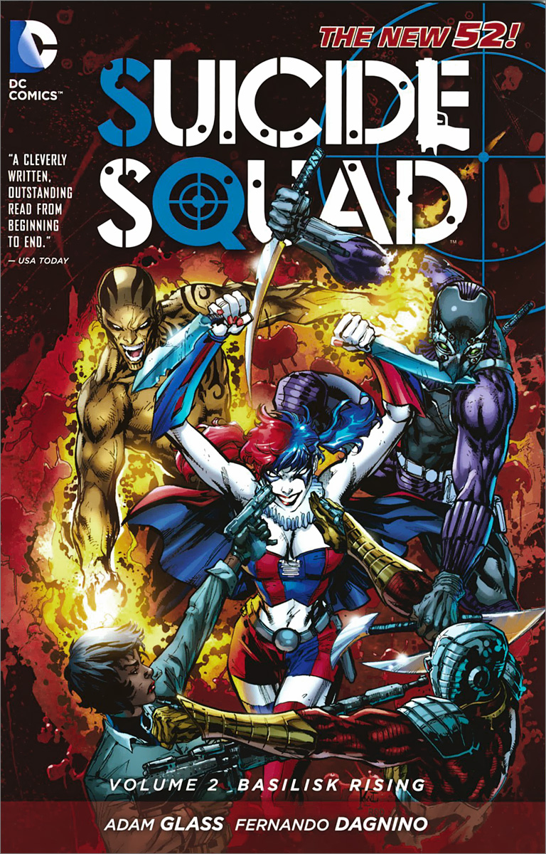 Suicide Squad: Volume 2: Basilisk Rising a force presents volume 2