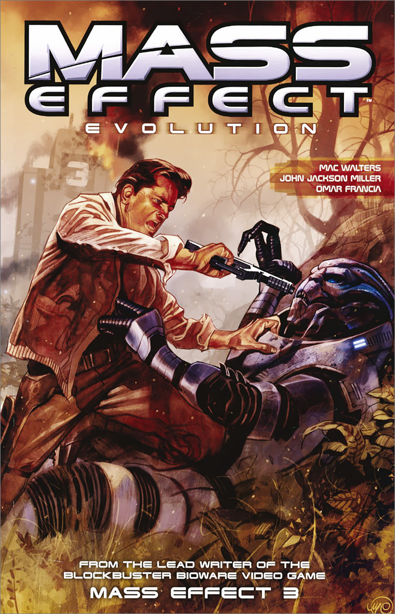 Mass Effect: Volume 2: Evolution a history of the laws of war 3 volume boxed set