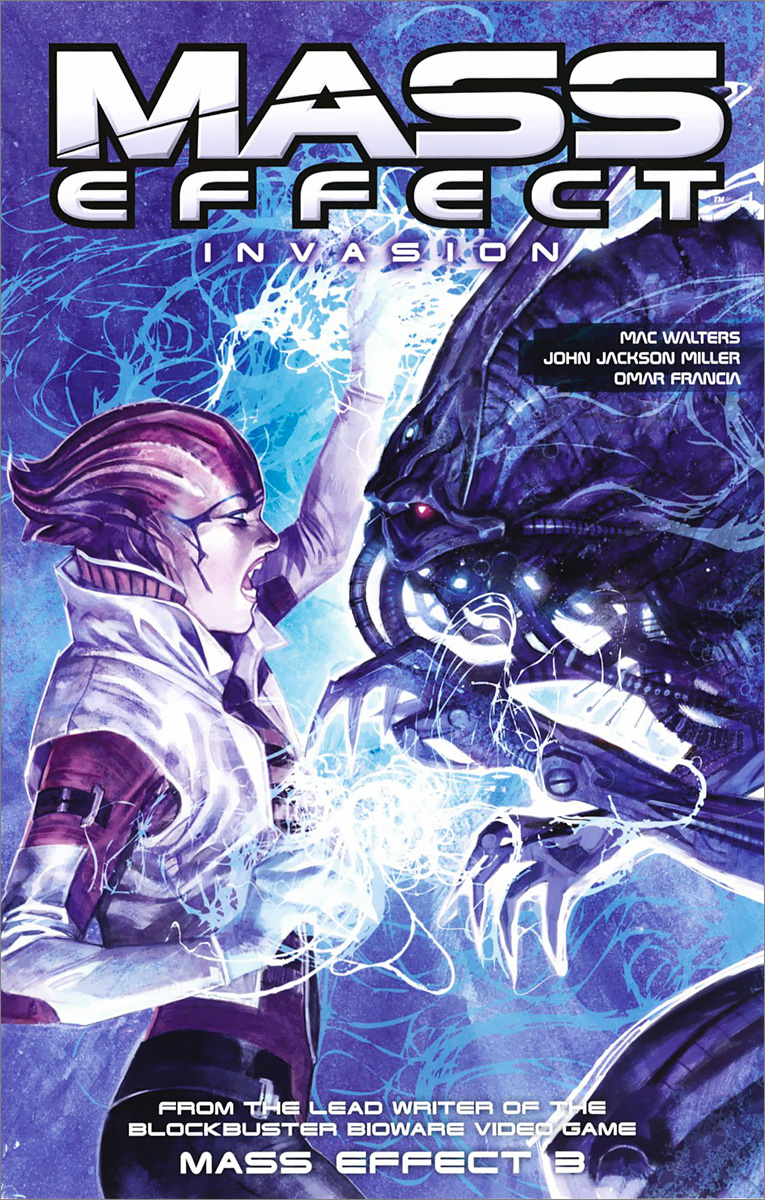 Mass Effect: Volume 3: Invasion mass effect volume 2 evolution
