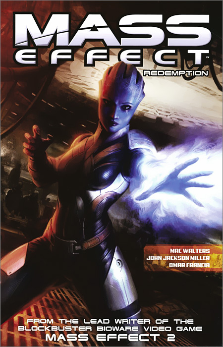 Mass Effect: Volume 1: Redemption mass effect volume 2 evolution