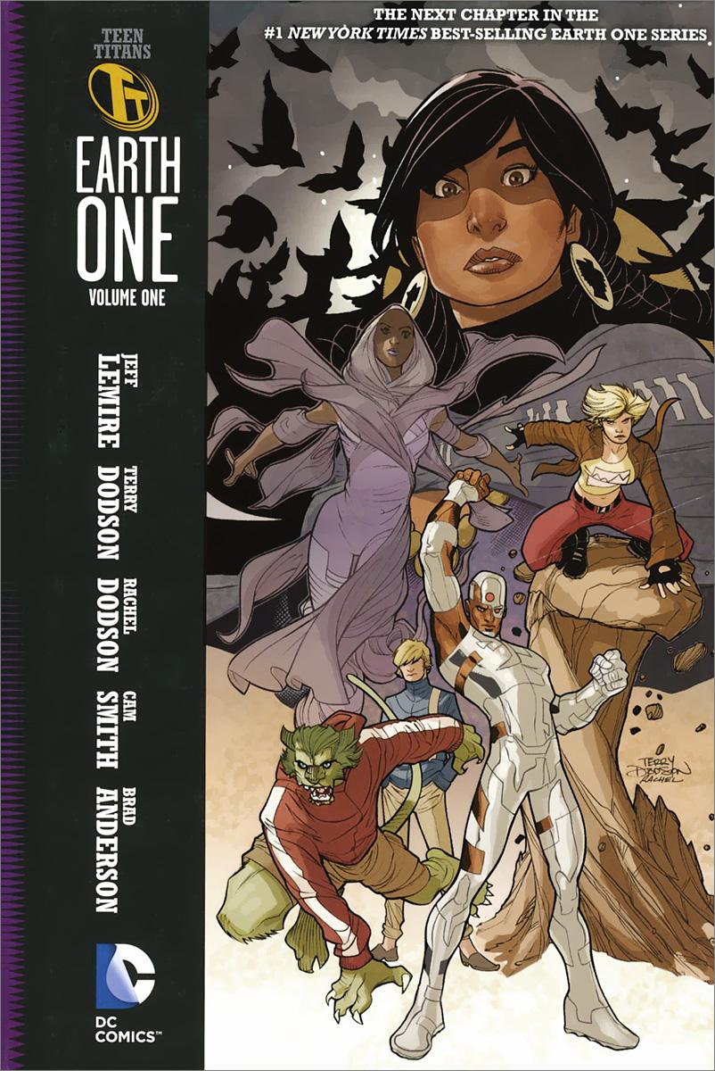 Teen Titans: Earth One: Volume 1 teen titans volume 4 when titans fall