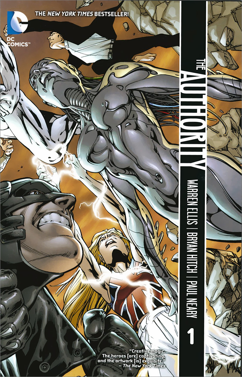 The Authority: Volume 1 robotech the new generation the invid invasion