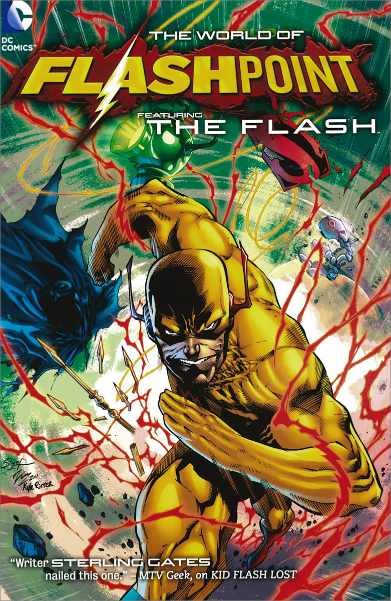Flashpoint: The World of Flashpoint Featuring the Flash the world of flashpoint featuring batman