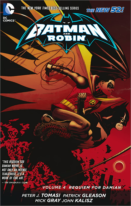 Batman and Robin: Volume 4: Requiem for Damian batman 66 volume 4