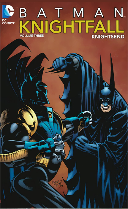 Batman: Knightfall: Volume 3: Knightsend duncan bruce the dream cafe lessons in the art of radical innovation