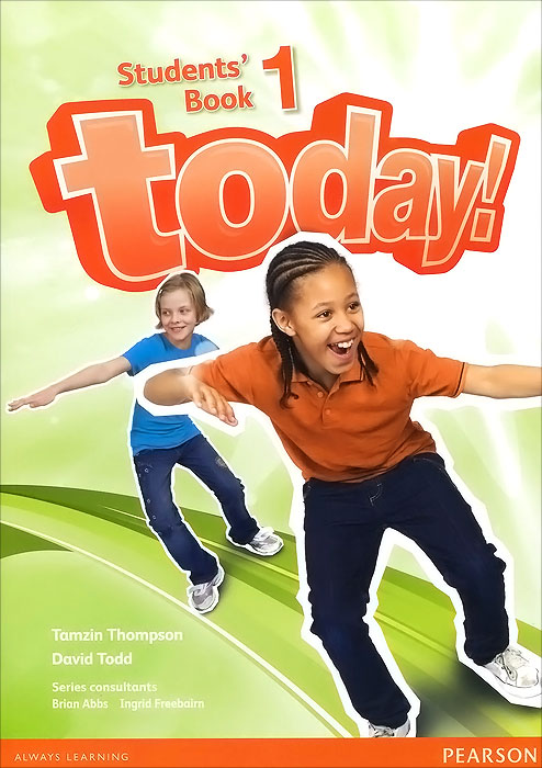 Today! Students' Book 1 today students book 2