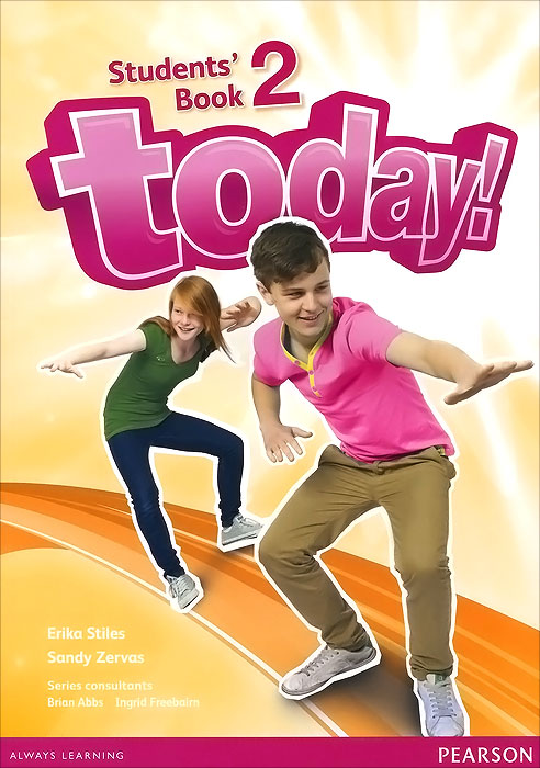Today! Students' Book 2 today students book 2